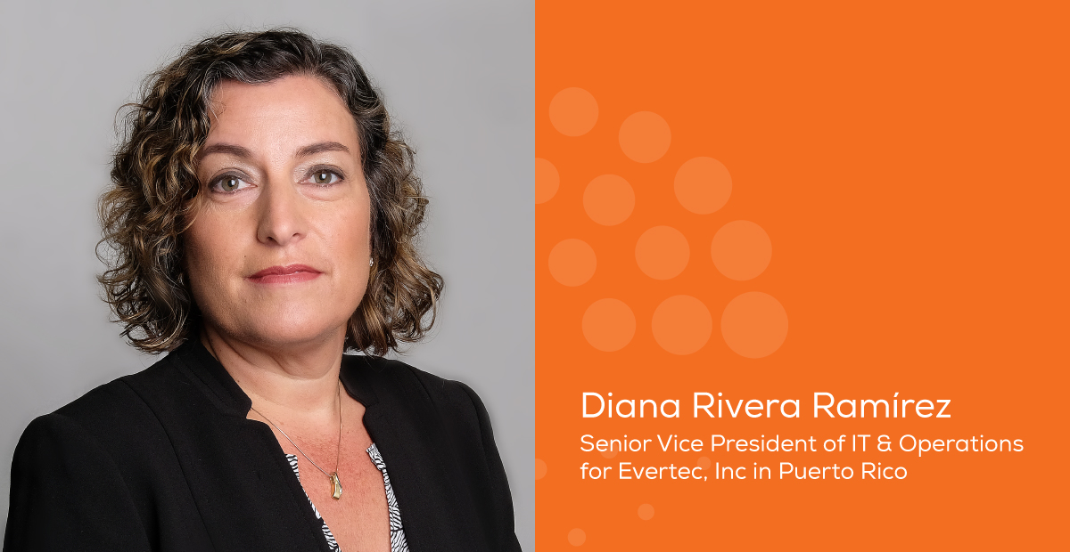 Meet one of our leaders: Diana I. Rivera Ramírez